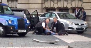 الشرطة البريطانية تحسم طبيعة حادث لندن