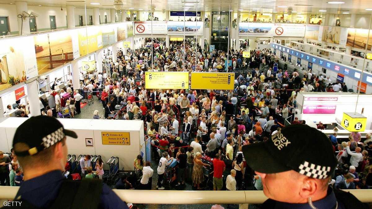 بريطانيا تبحث عن تكنولوجيا جديدة لكشف المتفجرات في المطارات