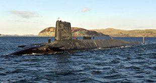 """""""فضيحة"""" على متن غواصة نووية بريطانية"""