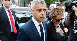 """أهالي لندن يدعمون صادق خان """"بحظر أوبر، ومعالجة مشكلة جرينفل"""""""