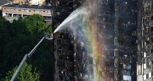 """حريق برج غرينفيل: """"تأخر سيارات الإطفاء أعاق عملية الإنقاذ"""""""
