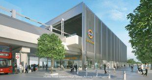 خطط لبناء محطتي قطار أوفرغراوند Overground  جديدتين في لندن