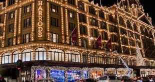 ما سبب استياء المواطنين الانكليز و صدمتهم من متجر هارودز ؟