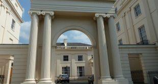 أين يقع المنزل المعروض للإيجار بسعر 500.000£ في السنة في لندن؟