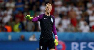 حارس منتخب إنجلترا يتعرض للسرقة فى لندن
