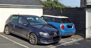 موقف خاص للسيارات في كورنوال Cornwall جنوب غرب المملكة المتحدة للبيع بمبلغ 40.000£