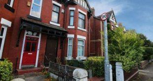 منزل فخم في جنوب مانشستر south Manchester يعرض للبيع بسعر منخفض تعرف على السبب؟