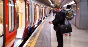 تمتع بأسرع انترنيت للهواتف المحمولة في مترو أنفاق لندن بحلول عام 2019