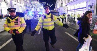 لندن تقلص عدد أفراد الشرطة خلال ليلة رأس السنة