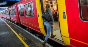 ارتفاع أسعار تذاكر القطارات في بريطانيا بنسبة 3.4٪ اعتباراً من 2 يناير المقبل