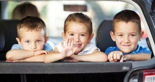 احذر القانون يعاقب على ترك الأطفال بمفردهم في السيارة