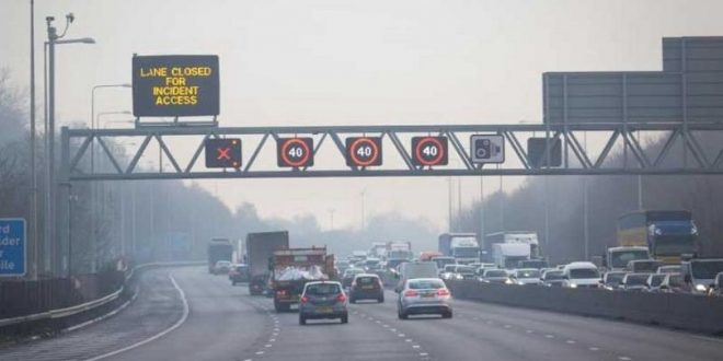 إحذر!! غرامات جديدة على السائقين الذين يخالفون قواعد الطرق السريعة في بريطانيا .. تعرف عليها ..