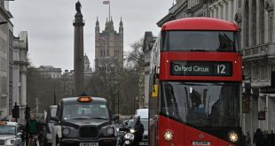 """ضريبة ال """"T-charge"""" تنجح في الحد من التلوث الناتج عن سيارات الديزل في وسط لندن"""