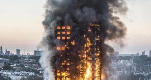 عشرات من الناجين من حريق برج غرينفيل يقضون عيد الميلاد في الفنادق!!