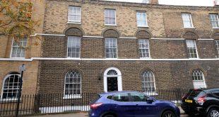 £90 في الأسبوع أجار منزل ثمنه 2.2 مليون جنيه إسترليني في وسط لندن