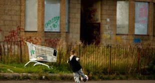 دراسة: ثلث أطفال لندن ينشأون في الفقر