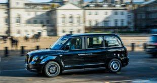 إنطلاق أول سيارة أجرة كهربائية جديدة في لندن