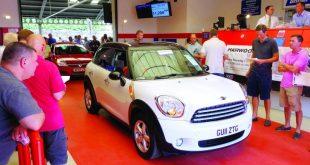 مبيعات السيارات في لندن بأدنى معدلاتها منذ 2009