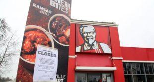 موظفي مطعم KFC يعانون بعد إغلاق 450 فرع في المملكة المتحدة