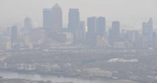 لندن تتجاوز الحد القانوني لتلوث الهواء لعام 2018 بأكمله بحلول نهاية يناير