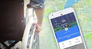 """إطلاق ميزة جديدة على خرائط """"Google"""" لمساعدة مستخدمي الكراسي المتحركة على التحرك في لندن"""
