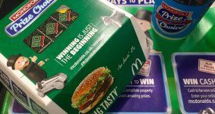 خبر سار لعشاق المرح في ماكدونالدز .. قريباً إطلاق مسابقة McDonald's Monopoly 2018