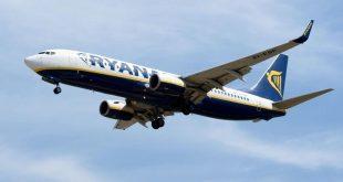 """شركة """"Ryanair"""" تقدم رحلات جوية بأسعار مخفضة تبدأ من 4.99 جنيه استرليني"""