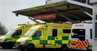 إلى متى ستستمر معاناة الانتظار في أقسام الطوارئ في المستشفيات البريطانية !!