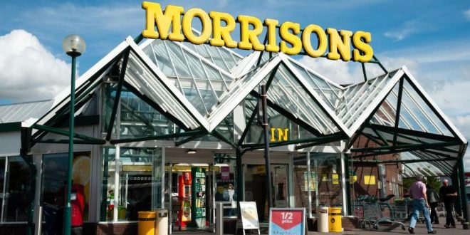 اقتراحات بشأن شراء شركة أمازون لسوبرماركت موريسونز