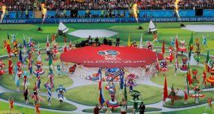 بوتن يعلن رسميا افتتاح مونديال كأس العالم 2018