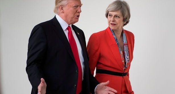 زيارة مرتقبة لدونالد ترامب إلى المملكة المتحدة في 13 يوليو