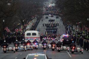 10 آلاف ضابط شرطة لحماية ترامب أثناء زيارته إلى المملكة المتحدة