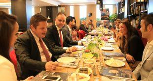 أرابيسك لندن تقيم حفل عشاء حول العلامات التجارية الغربية بحضور شخصيات عربية بارزة بلندن