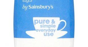 سينسبري وأيسلاند وباوند لاند يقومون بسحب أكياس السكر من متاجرهم لإحتواءها على قطع معدنية