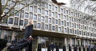 مشروع لتحويل مبنى السفارة الأميركية السابقة في لندن إلى فندق