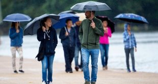 الخريف يصل إلى المملكة المتحدة مبكراً وتوقعات بانخفاض شديد في درجات الحرارة