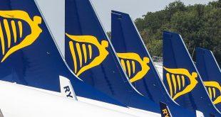 """""""ريان آير"""" تلغي أكثر من 250 رحلة جوية بسبب إضراب الطيارين"""