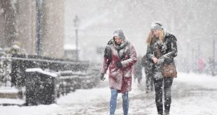 عودة الطقس الشتوي إلى المملكة المتحدة