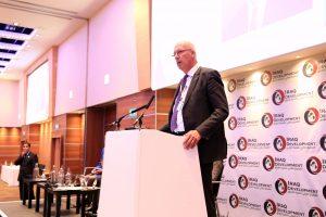 انطلاق مؤتمر التعليم العالي لتنمية العراق في لندن