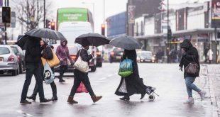 بريطانيا تستعد لاستقبال إعصار جديد في عطلة نهاية الأسبوع