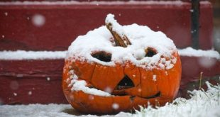 بريطانيا تشهد أكثر هالوين برودة منذ مائة عام!