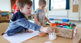 دراسة: الأطفال الذين يذهبون إلى الحضانة  المبكرة يكتسبون سلوكيات أفضل من غيرهم