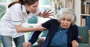 ما وضع المسنين في دور الرعاية في بريطانيا؟