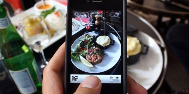 دراسة: ثلاثة أرباع البريطانيين يلتقطون صوراً لطعامهم قبل تناوله