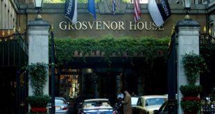 """قطر تشتري فندق """"جروفنر هاوس"""" في لندن"""