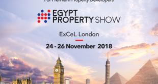 معرض عقارات مصر لأول مرة بلندن في 24 نوفمبر الجاري