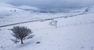 الأرصاد الجوية تحذر من رياح قوية تجتاح المملكة المتحدة