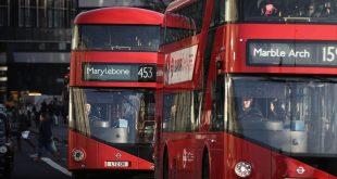 هيئة النقل في لندن تتوقع أن تصبح الباصات أبطء مما هي عليه الآن