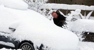 المملكة المتحدة تشهد تساقط ثلوج كثيفة ودرجات الحرارة تبلغ 10 درجات مئوية تحت الصفر
