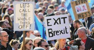 """لندن ستبرم اتفاقيات تجارية قبل """"بريكست"""""""